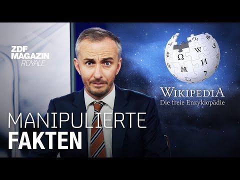 Manipulace na německé Wikipedii - Magazin Royale