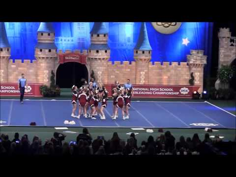Pikeville Cheer 2015 Small Jr. High National Champs