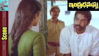 Rajashekar In Jail Scene || Indradhanussu Movie || Rajashekar, Jeevitha || MovieTimeCinema