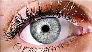 Alterar a cor dos olhos para cinza  - Olhos acinzentados - Biokinesis