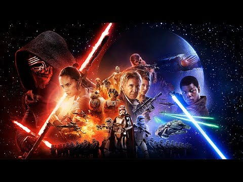 Star Wars Podcast: Episode VII: The Force Awakens
