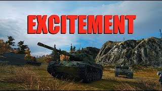 WOT - Excitement! | World of Tanks