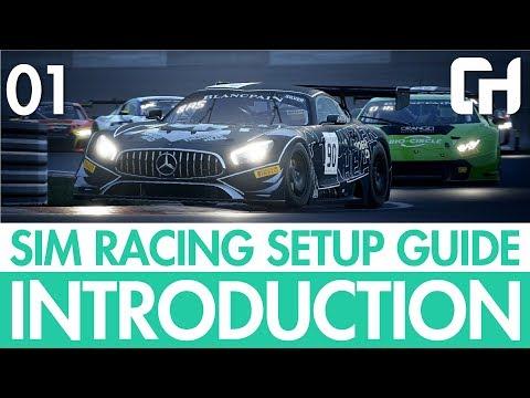 Sim Racing Setup Guide - by Chris Haye :: Sim Racing
