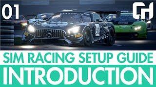 Sim Racing Setup Guide 01 – Introduction