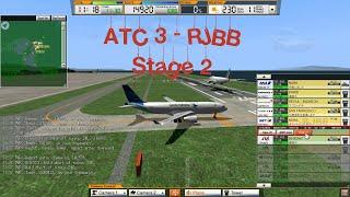 ATC3 Haneda RJTT Real Traffic stage (summer 2009) - hmong video
