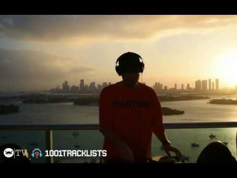 Brooks Live @ 1001 Tracklist Rooftop Session - Miami Music Week