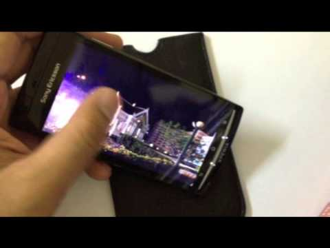 Mini Review Sony Ericsson Xperia Arc S [THAI} by No