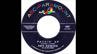 Fats Domino - Packin Up  1964 ABC-Paramount 10567 _