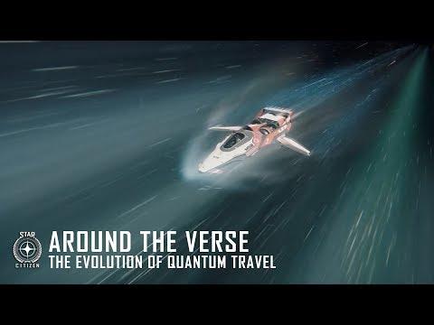 Around the Verse - The Evolution of Quantum Travel