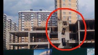 Это такой дизайн или строители были пьяны? Москва