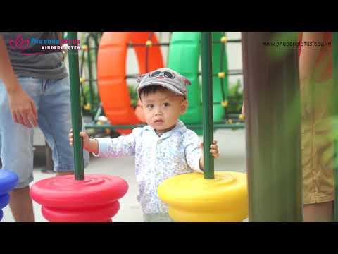 Phim giới thiệu Phú Đông Lotus Kindergarten