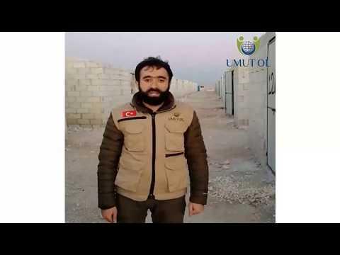 Suriye Briket Ev Çalışmaları