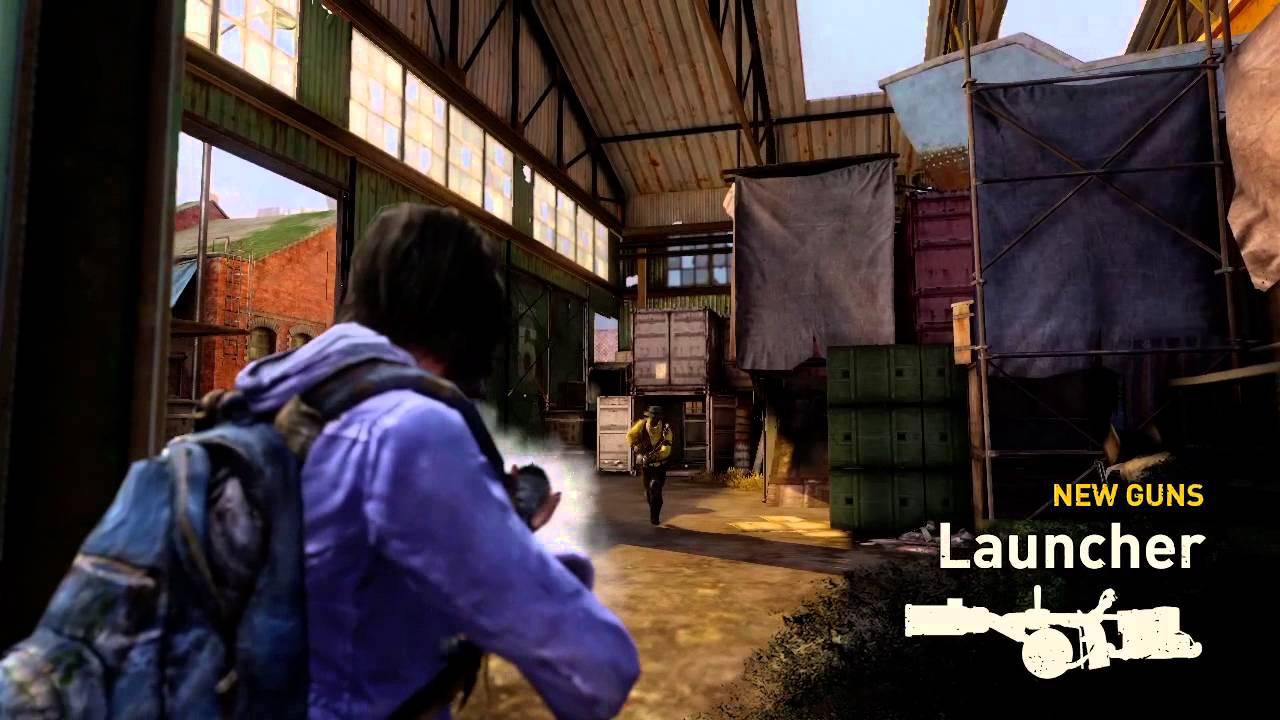 The Last of Us – Trailer del DLC Territori Riscattati e diretta Twitch