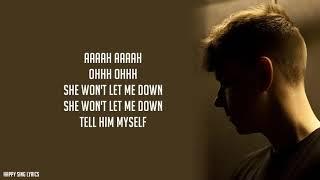 SHE WON'T LET ME DOWN   EMBRZ FT. LEO STANNARD (Lyrics)