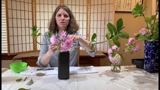 Nature Into Life: A Brief Intro To Creating Ikebana
