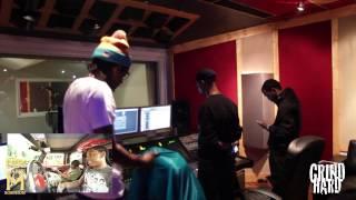 Starlito + Don Trip = Shut Up Behind The Scenes Studio Session
