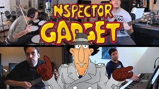 Inspector Gadget - Metal Cover by Shinray