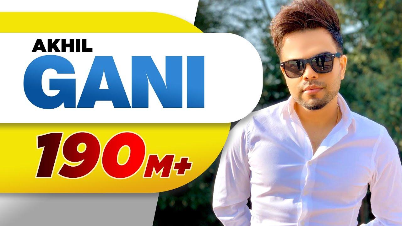 Gani (Full Video) | Akhil Feat Manni Sandhu | Latest Punjabi Song 2016 | Speed Records| Akhil feat. Manni Sandhu Lyrics