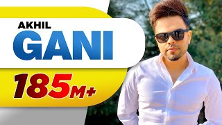 Gani (Mp3) | Akhil Feat Manni Sandhu | Latest Punjabi Song 2016 | Speed Records