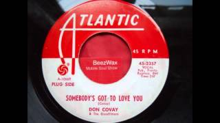 don covay - somebody's got to love you