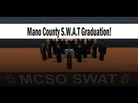 Mano County SWAT Deployment || Mano County Sheriffs Office