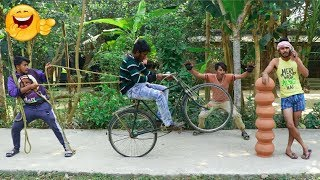 Very Funny Stupid Boys_New Comedy Videos 2020_Episode 55_ By Funkivines
