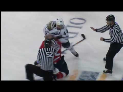 Stephon Thorne vs. Brandon Blair