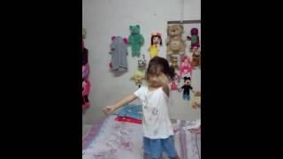Mi princesita bailando jijiji él chuchuguagua