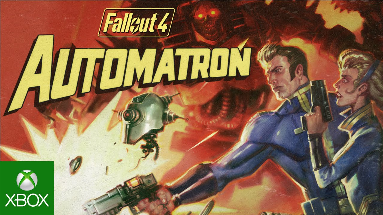 Video for Go Neck-deep in Robots with Fallout 4's Automatron Expansion