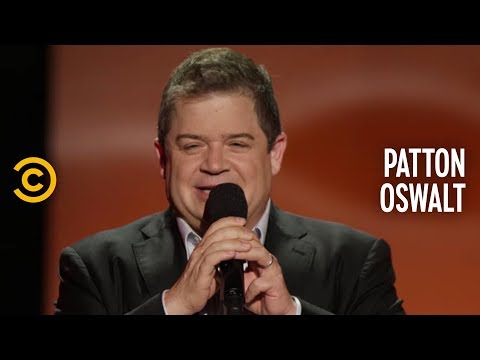 Patton Oswalt käy esiintymässä - Stand up