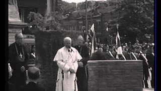 Jan Paweł II 1991 Modlitwa za Ojczyznę