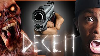 I'M INNOCENT! DON'T SHOOT! - Deceit Gameplay