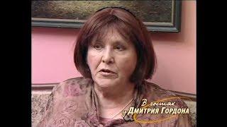 Мордюкова о том, как поступала во ВГИК