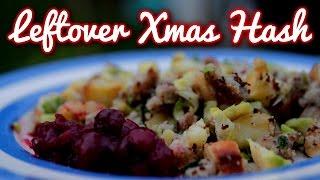 CRUMBS AT CHRISTMAS | Leftover Christmas Hash