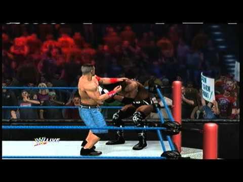 TEW/WWE Bragging Rights Pt.7 (John Cena vs Ricky Bell)
