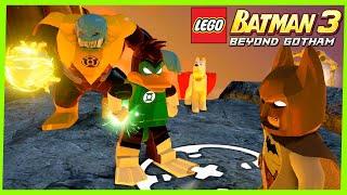 LEGO Batman 3 #47 LOONTERNA VERDE DESBLOQUEADO Dublado Português