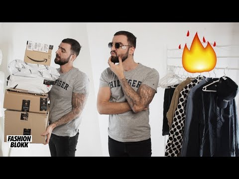 Try on Haul März   Günstige Klamotten für Männer 🔥