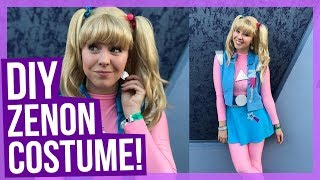DIY Zenon Disney Channel Original Movie Costume!