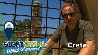 Crete   Walking Around Chania Old Port