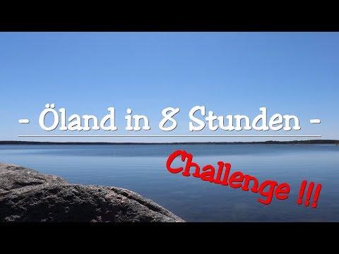 Challenge - Öland in 8 Stunden // Roadvlog #95
