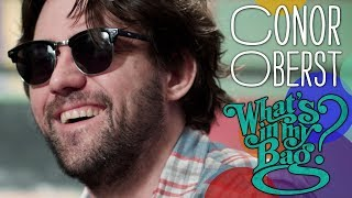 <b>Conor Oberst</b>  Whats In My Bag