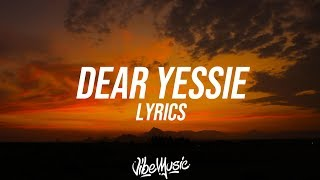 Jessie Reyez   Dear Yessie (Lyrics  Lyric Video)