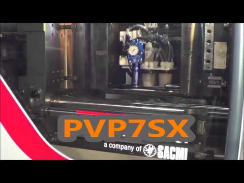 Vuototecnica PVP7SX: super-fast and strong ally in plastics micro molding