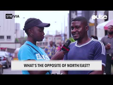 What Is The Opposite Of North | Pulse TV |  Strivia
