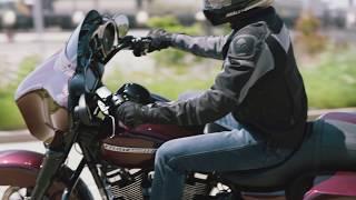 Odzież FXRG jeansy na motocykl z Armalith