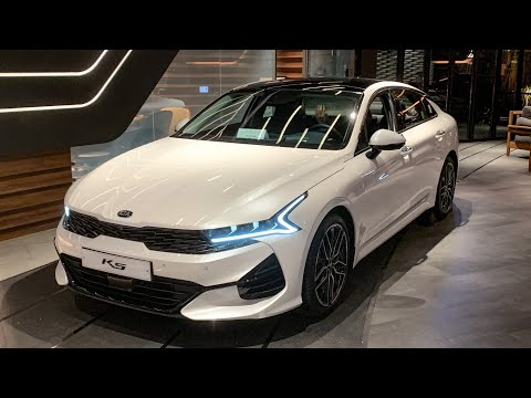 The New 2021 Kia K5 (Optima) Interior&Exterior First Look
