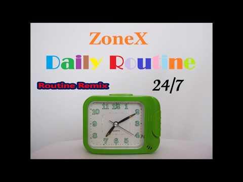 FlugHafen Inc. - ZoneX - Routine Remix