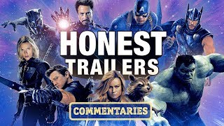 Honest Trailers Commentary | MCU