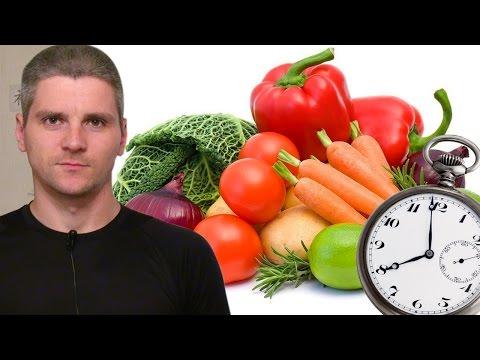 Когда лучше есть овощи