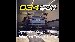 homepage tile video photo for B9 A4 6-speed fully unlocked Stage II by 034 Motorsport